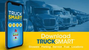 TA TruckSmart mobile app upgrades