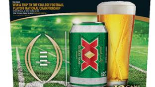 Dos Equis College Football Playoffs Sweepstakes