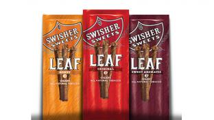 Swisher Sweets Leaf Rough-Cut Cigars