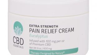 CBD Essentials Extra Strength Pain Cream