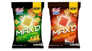 Chex Mix MAX'D