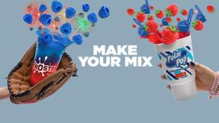 Circle K's #MakeYourMix campaign