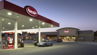 A Kum & Go convenience store