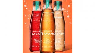 Teavana Sparkling Craft Iced Teas
