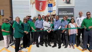 Grand opening in Monahans, Texas