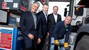 Circle K & Gas Networks Ireland Open First Public CNG Station in Ireland