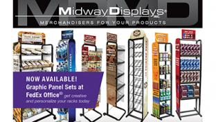 Midway Large Graphics Sets