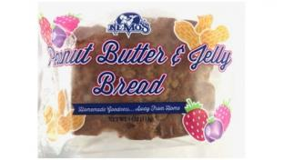Ne-Mo's Peanut Butter & Jelly Bread