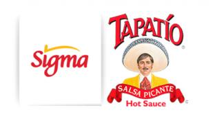 Sigma Foodservice and Tapatío Foods logos