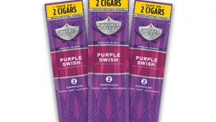 Swisher Sweets Purple Swish