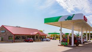 a Hawkeye Convenience Store
