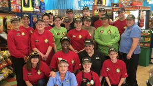 Sheetz employees