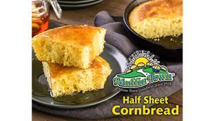 Muffin Town Half Sheet Cornbread