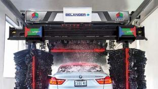 Cube Soft-Touch In-Bay Automatic Wash System