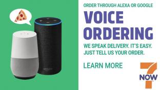 7-Eleven voice ordering