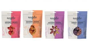7 Sprouted Whole Grains Crisps