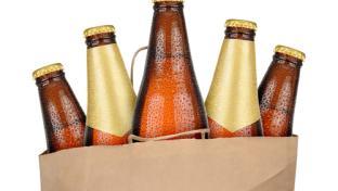 Beer sales