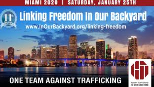In Our Backyard outreach day in Miami