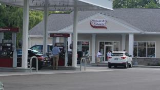 A Stewart's Shops convenience store