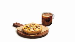 7-Eleven breakfast pizza