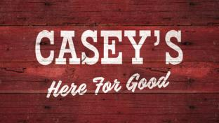 Casey's: Here for Good campaign.