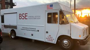 Alto-Shaam mobile equipment lab