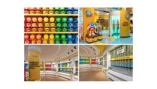 M&M's experiential store