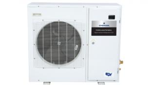 Copeland Scroll Digital Outdoor Refrigeration Unit, X-Line Series