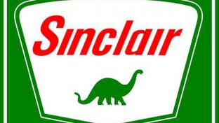 Logo for Sinclair Oil