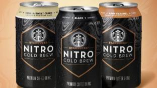 Starbucks Ready-to-Drink Nitro Cold Brew