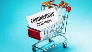 Coronavirus and shopping habits
