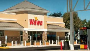 Wawa convenience store