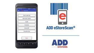 ADD eStoreScan Hardware