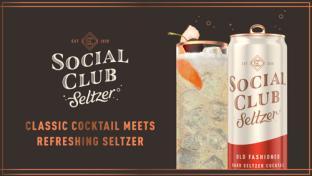 Anheuser-Busch Social Club Seltzer