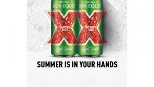 Dos Equis Limited-Edition Summer Cans