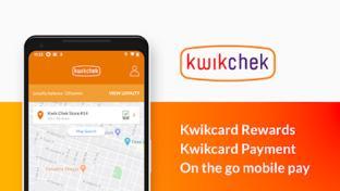 Kwik Chek mobile app