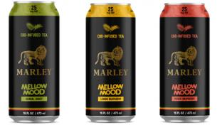 Marley Mellow Mood CBD-Infused Teas