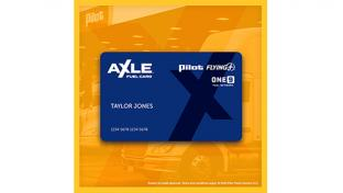 Axle Fuel Card