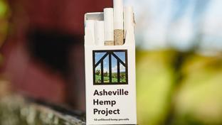 Asheville Hemp Pre-Rolled Cigarettes