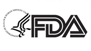 Logo for the Food and Drug Administration