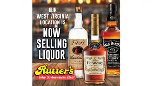 Rutter's is now selling liquor in West Virginia