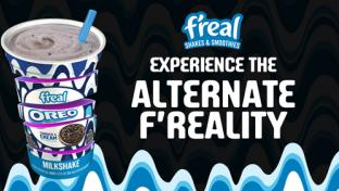 The f'real Alternate F'reality Campaign