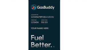 Pay with GasBuddy