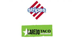 Stripes & Laredo Taco logos