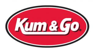 Logo for Kum & Go convenience stores