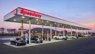 A Speedway convenience store and gas station