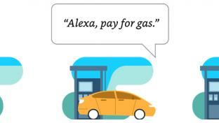 Alexa Pay for Gas