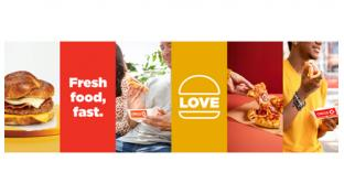 Circle K's Fresh Food Fast concept