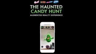 "Ferrara's ""Haunted Candy Hunt"""
