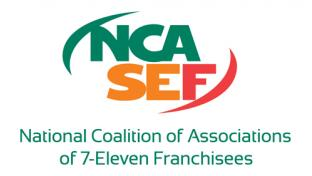 Logo for the National Coalition of Associations of 7-Eleven Franchisee